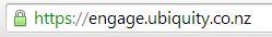 Engage on SSL